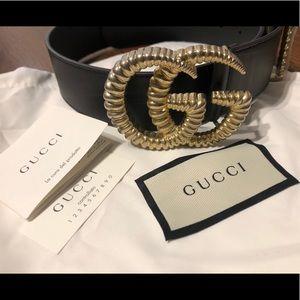 d320bfad285 Women s Gucci Double G Belt on Poshmark